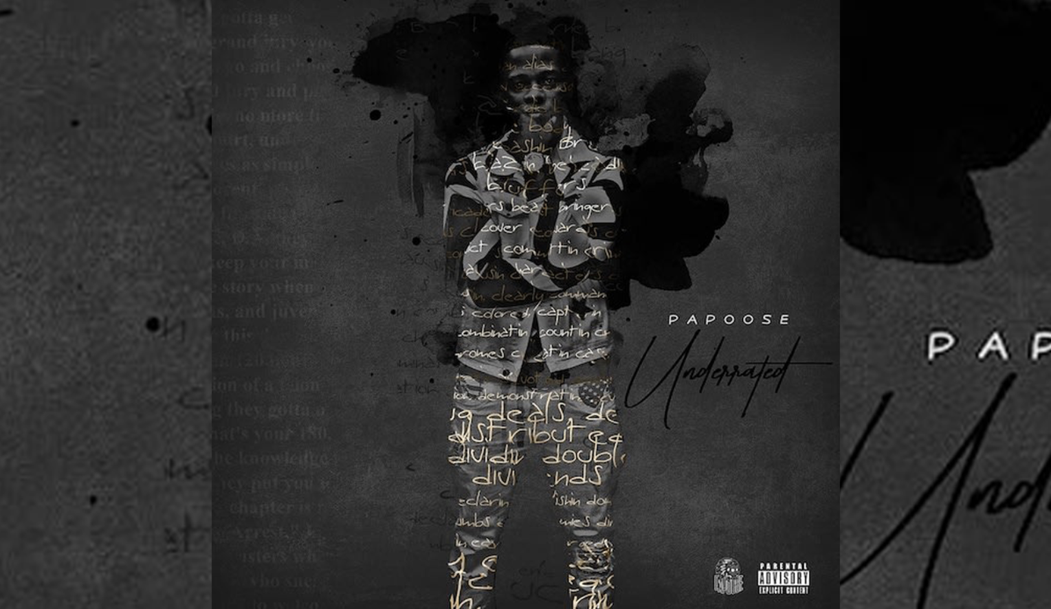 "Papoose - ""Underrated"" Cover"