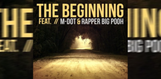 """The Beginning"" Cover"
