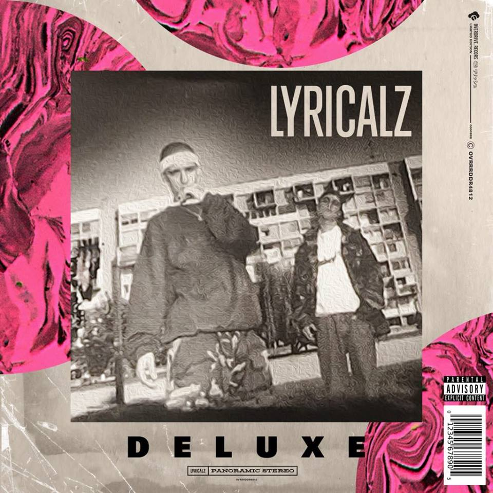 Lyricalz - De Luxe (Album)