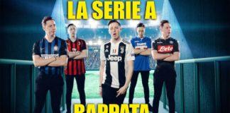 Se le squadre di Serie A fossero Rapper