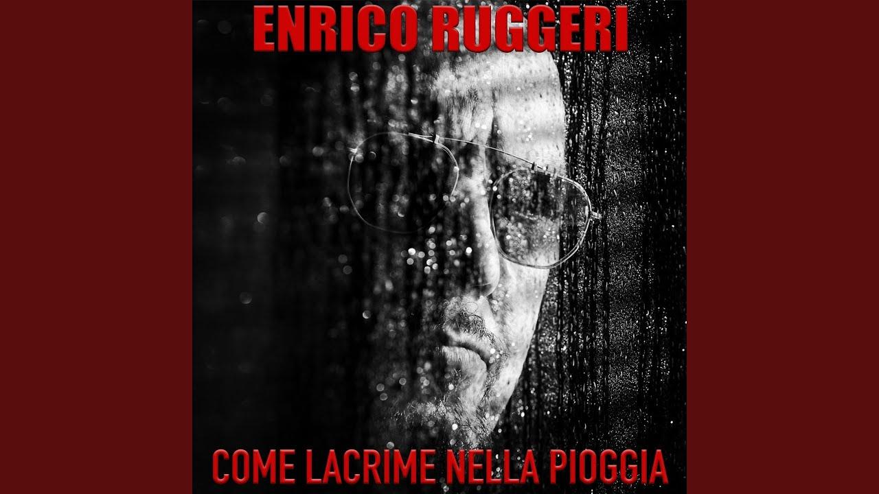 Enrico Ruggeri - Come Lacrime Nella Pioggia