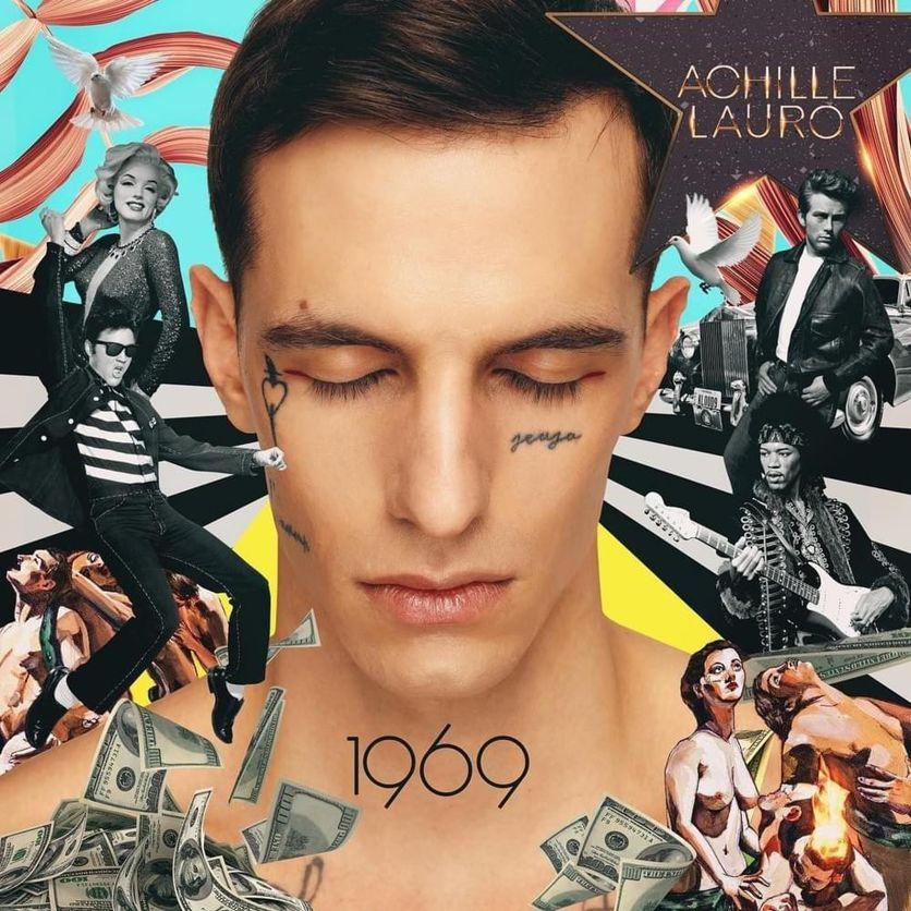 Achille Lauro - 1969 (Cover Album)