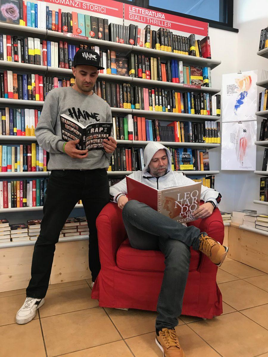 La cultura non è mai abbastanza, il nostro Prof e Ted Bee in libreria...