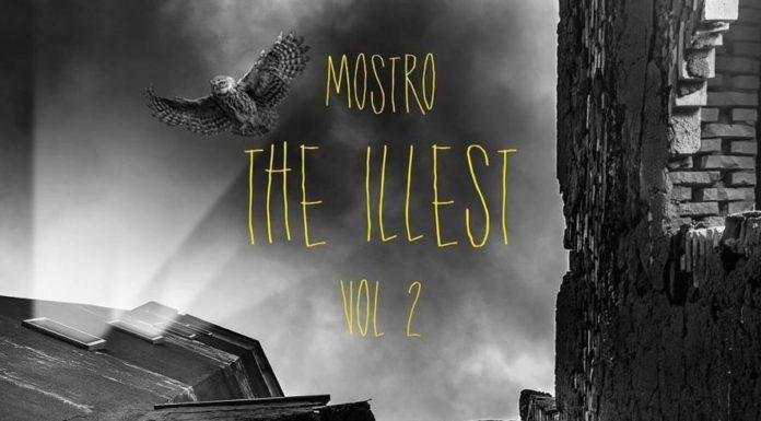 Mostro - The Illest Vol 2 (Cover)