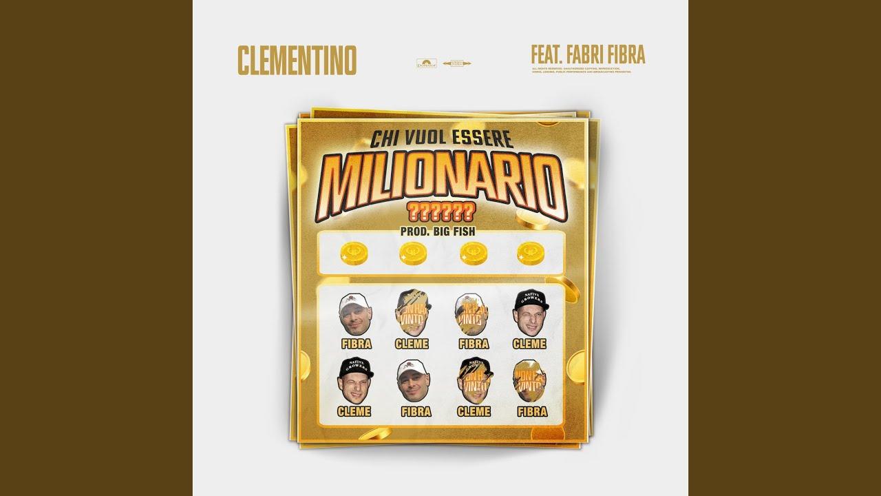 Clementino - Chi Vuole Essere Milionario? feat. Fabri Fibra