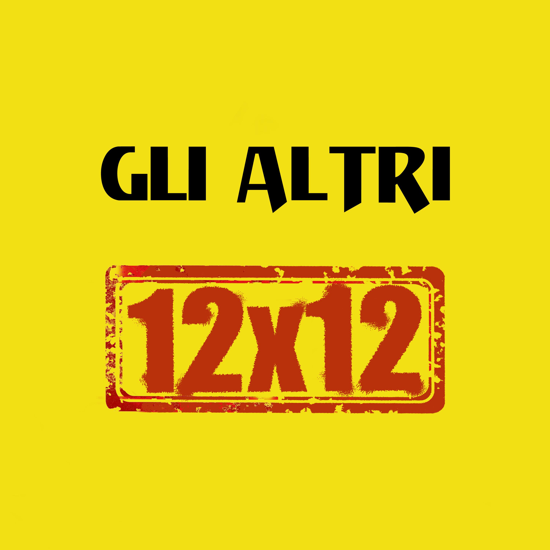 GLI ALTRI 12X12 COVER