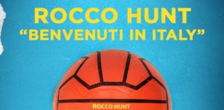 Rocco Hunt - Benvenuti in Italy (Inno Europei Under 21)