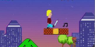"""Andrea Pula celebra """"Pac e Kurt"""" con una canzone e un videogioco..."""
