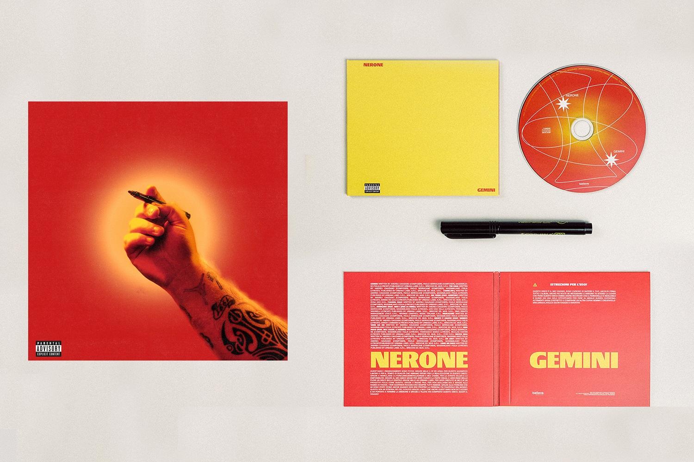 Nerone - Gemini (Album)