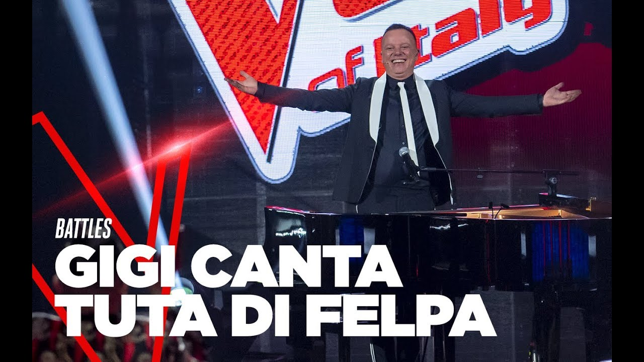 Gigi D'Alessio, la vera G della musica Italiana.