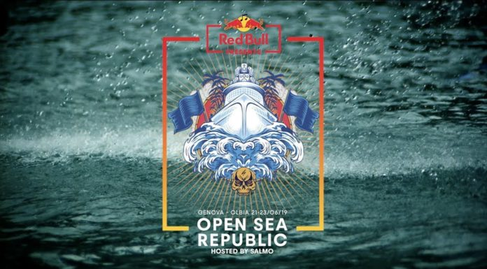 "Disponibile il video del live di Salmo su ""Red Bull Open Sea Republic"""