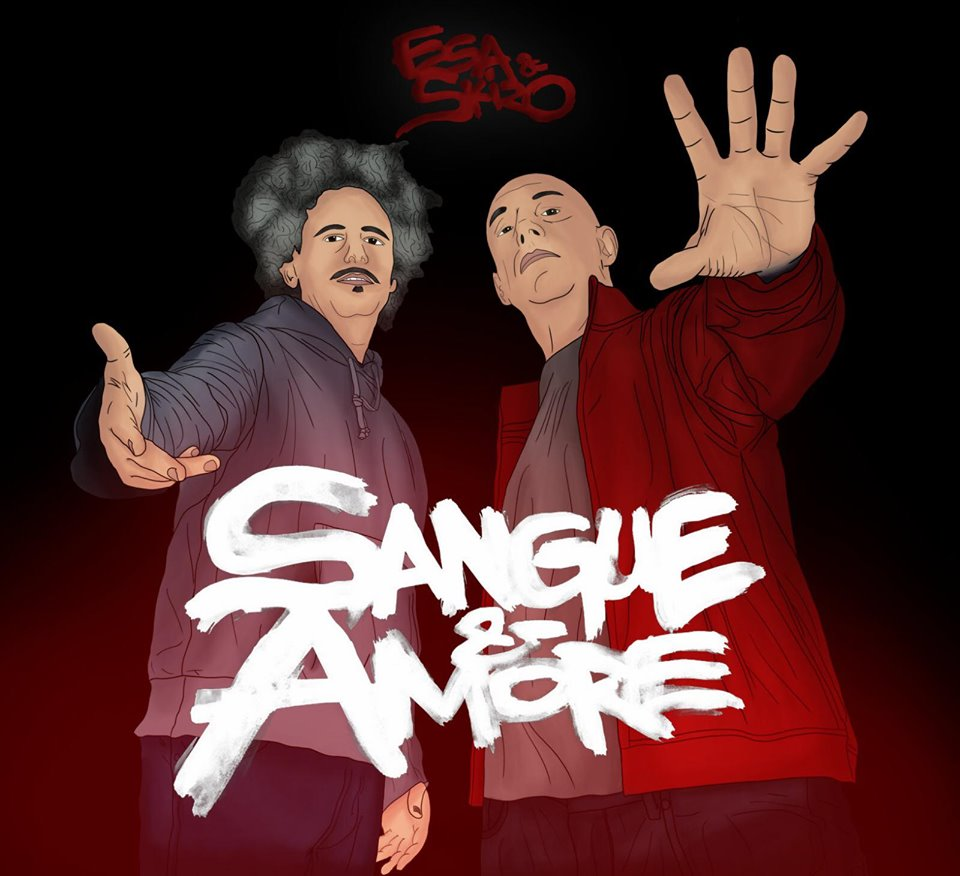"""""""Sangue & Amore"""" Cover"""