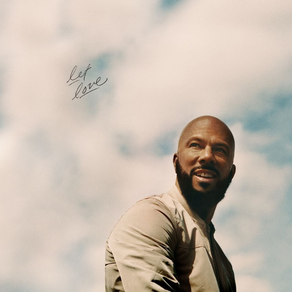 "Common - ""Let Love"" Cover"
