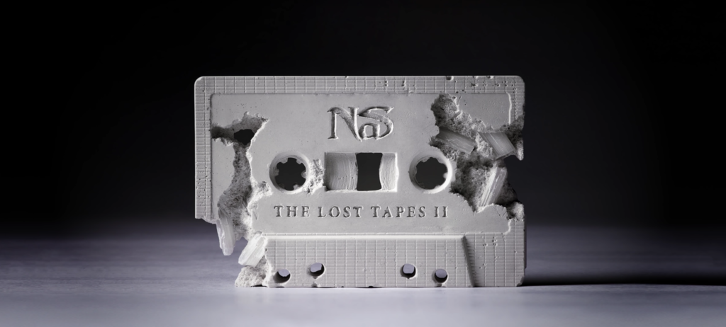 "Nas - ""The Lost Tapes 2"""