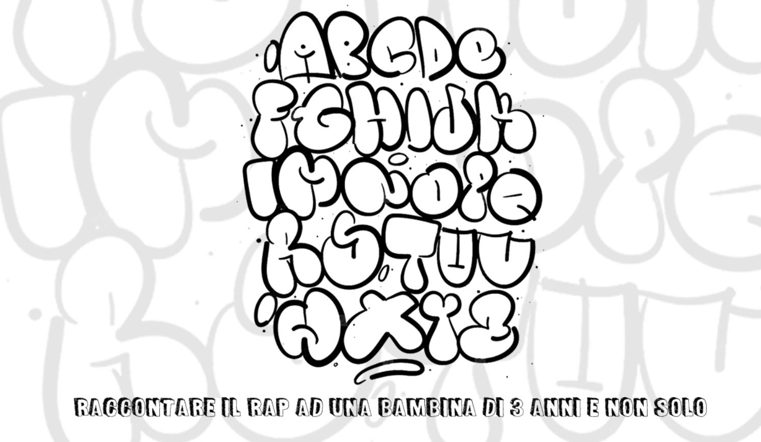Rap ABC - Spiegare il Rap ad una bambina (e non solo)!