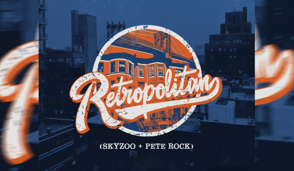 "Skyzoo + Pete Rock - ""Retropolitan"" Cover"