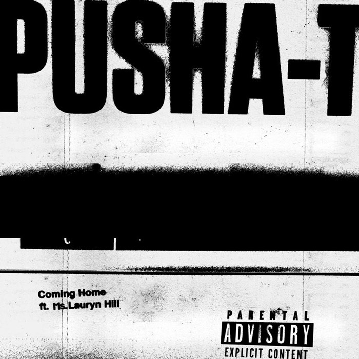 "Pusha-T - ""Coming Home"" Cover"