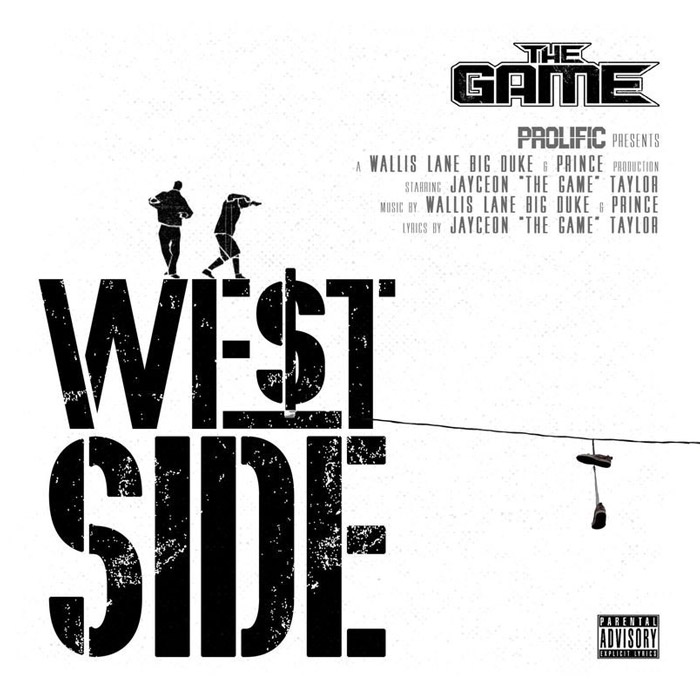 "The Game - ""West Side"" Cover"