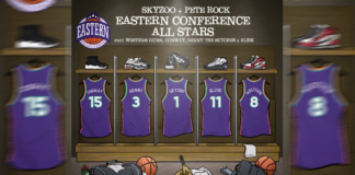 """Eastern Conference All Stars"" Cover"