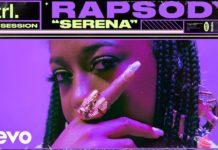 """Serena"" Live Session"