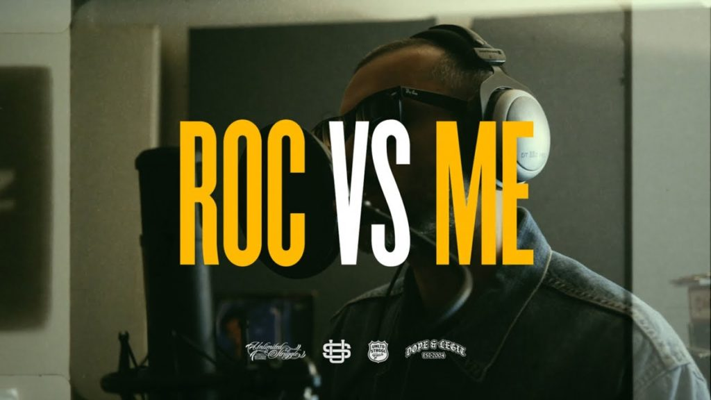 MadBuddy - Roc VS Me