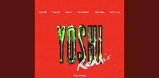 Dani Faiv, J Balvin,tha Supreme, Fabri Fibra & Capo Plaza - Yoshi RMX