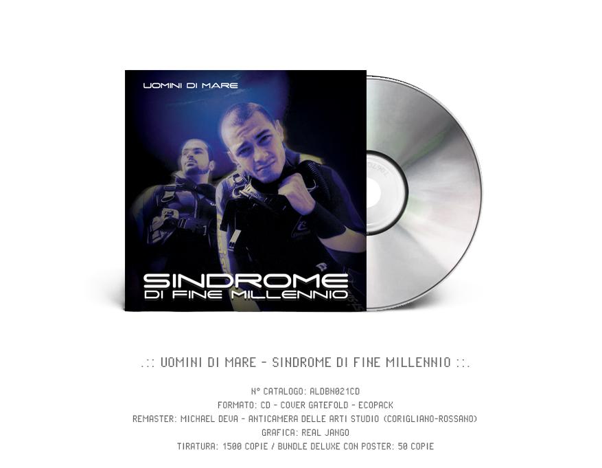 """Sindrome"" CD"