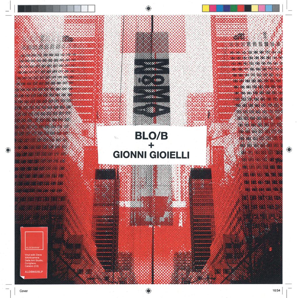 "Blo/B + Gionni Gioielli - ""MoMA"" Cover"