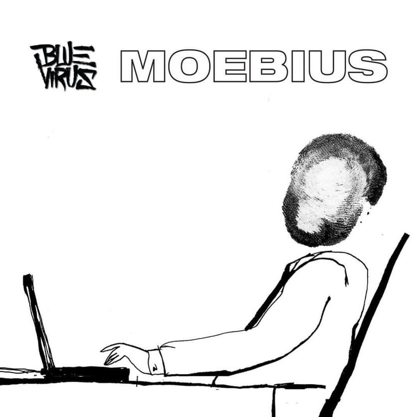 Blue Virus - Moebius (Cover Album)