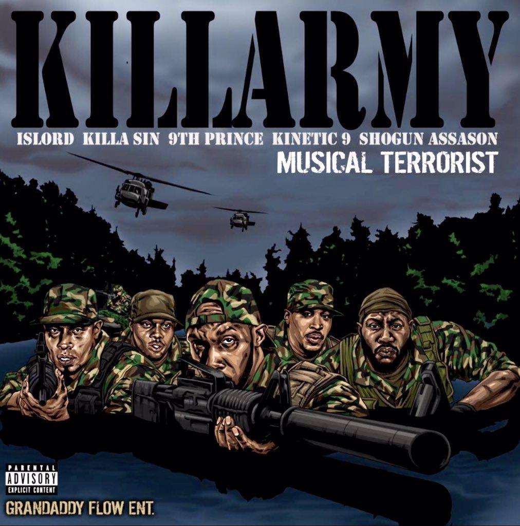 "Killarmy - ""Musical Terrorists"" Cover"