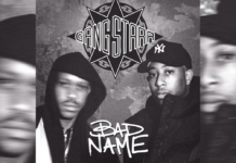 "Gang Starr - ""Bad Name"" Cover"
