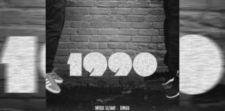 "Xiomara + Amerigo Gazaway - ""1990"" Cover"