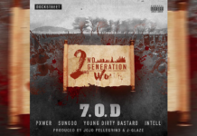 "2nd Generation WU - ""7.O.D."""