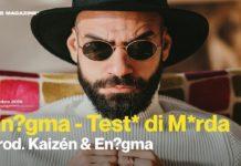 En?gma pubblica Test* di M*rda, il nuovo video che accompagna Dedalo (remake)