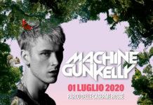 Machine Gun Kelly, unica data in Italia. 1 Luglio Bologna