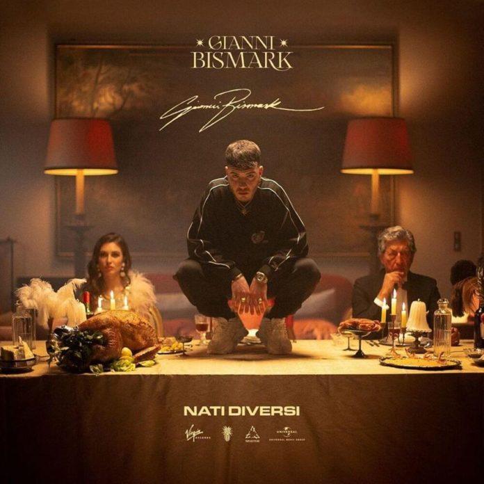 Gianni Bismark - Nati diversi (Album)