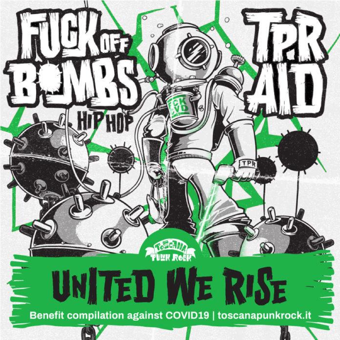 Toscana Punk Rock presenta: TRP Aid - Fuck off Bombs Compilation