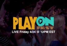 Playon fest: Dal 24 al 26 aprile tutti gli artisti di Warner Music insieme in streaming