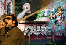 10 rapper che hanno avuto a che fare con i graffiti