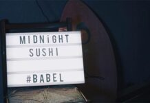 Midnight Sushi