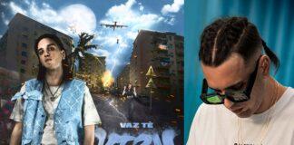 """V2TM"", il disco d'esordio di Vaz Tè"