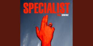 """Ensi pubblica """"Specialist"""" su una produzione di Gemitaiz"""