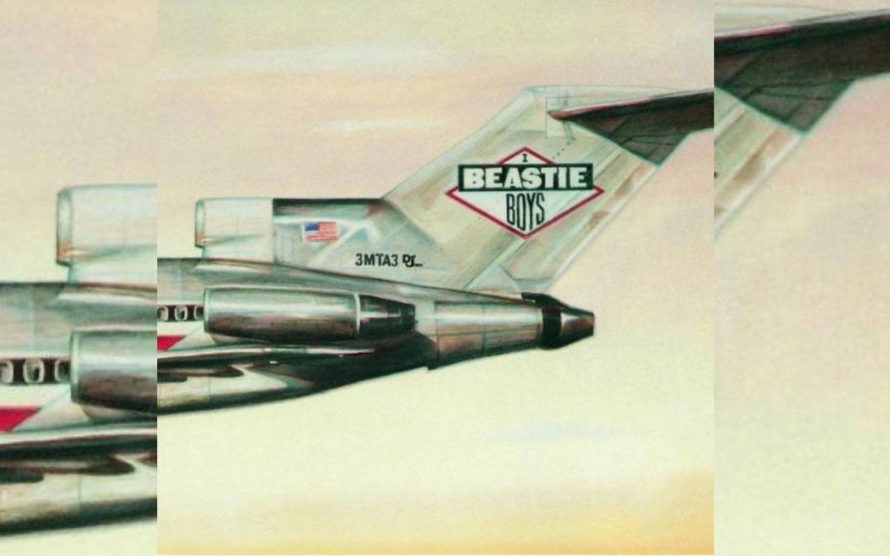 Beastie Boys - Licensed to Ill