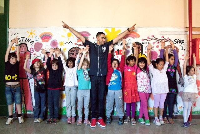 """Amir: """"Io rapper G2 ospite nella scuola multietnica che ha cacciato Borghezio"""""""