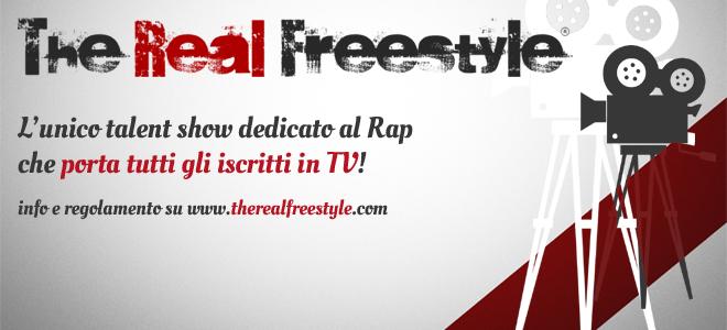 The Real Freestyle, nuovo format televisivo che andrà in onda su Match Music (canale 716 di Sky)
