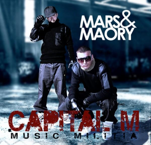 Mars & Maory - Capital M - Music Militia