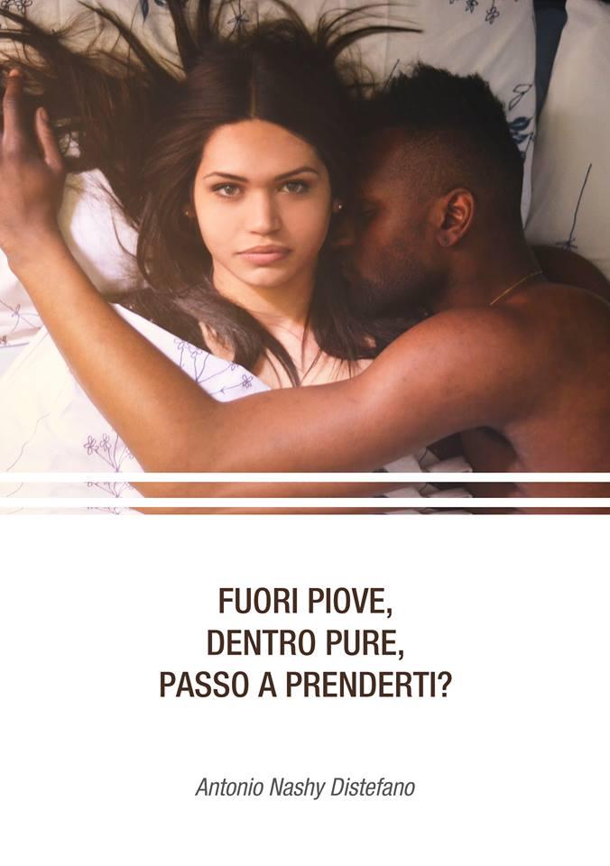 La copertina del libro nella sua versione originale, prima della firma con Mondadori