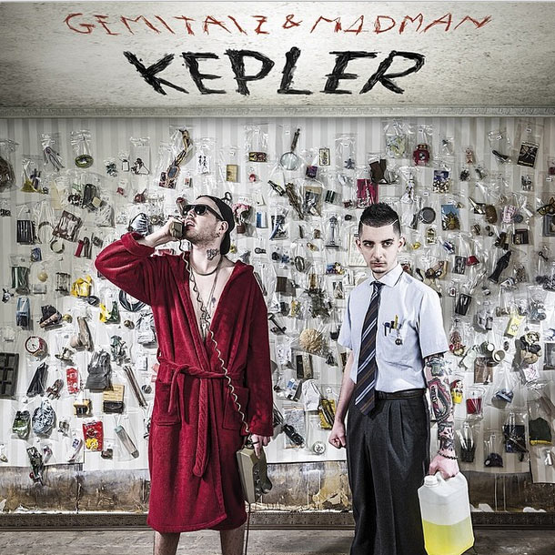 Gemitaiz & MadMan Kepler Album Download