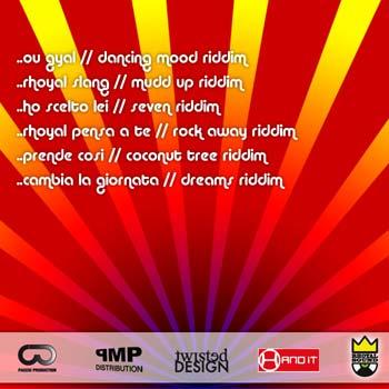 Rhoyal sound - Summerholiday (download)