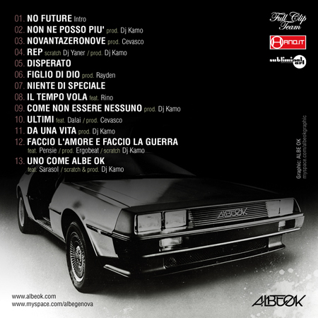AlbeOk - No future (download)